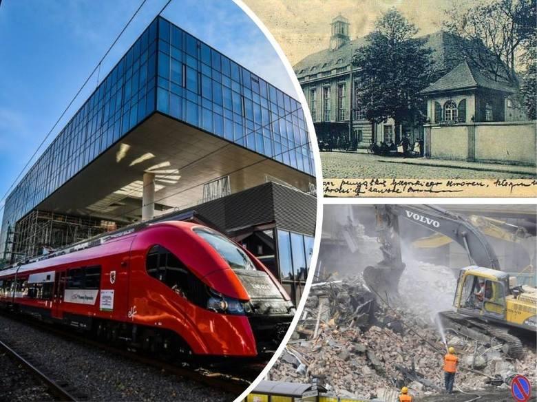 Nowy dworzec został uroczyście otwarty 10 października 2015 roku. Główny budynek dworca, znajdujący się od strony ulicy został zbudowany od podstaw,