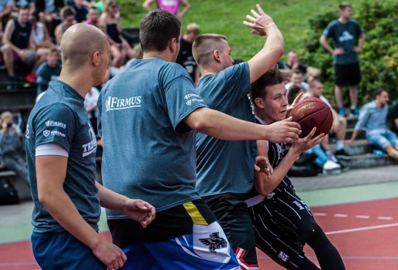 Trio Basket i Dolina Rapu już w sobotę w Koszalinie