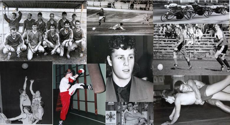 Coraz częściej pytacie nas o archiwalne zdjęcia sportowe, więc dziś kolejna seria fotografii z lat 90 - tych i początku XXI wieku. Jak wyglądały obiekty