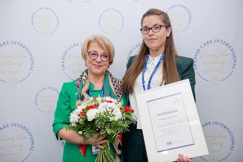 Nagroda Pielęgniarska Królowej Sylwii to stypendium, które mogą zdobyć studenci i osoby w trakcie robienia specjalizacji pielęgniarskiej.