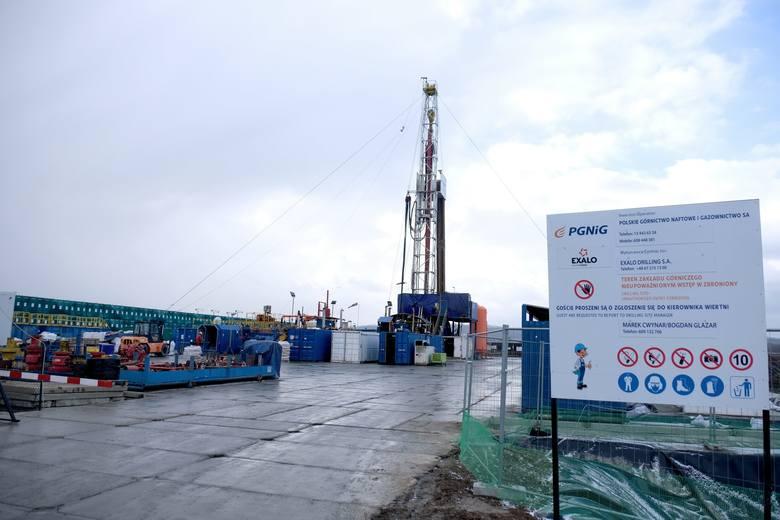"""PGNiG wierci kolejne otwory eksploatacyjne na Podkarpaciu. Zlokalizowane są w Pikulicach i Łuczycach pod Przemyślem. Złoże gazu ziemnego """"Przemyśl"""" jest"""