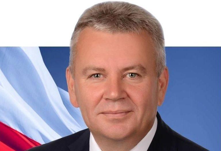Doktor Janusz Hamryszczak - nowy dyrektor finansowy HSW