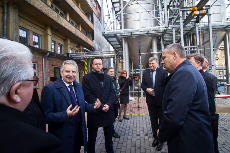 Bydgoska firma Boruta-Zachem otworzyła instalację do wytwarzania biosurfaktantów.