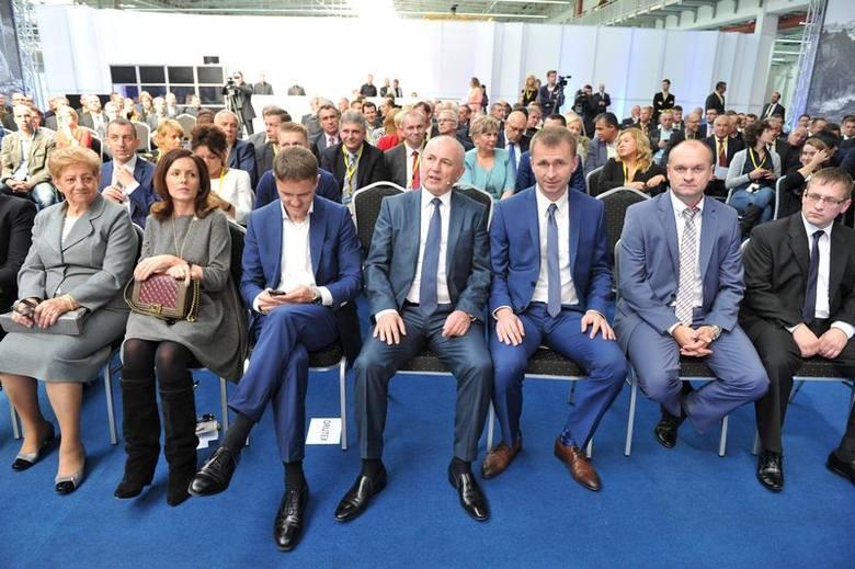 Otwarcie Europejskiego Centrum Stolarki w Bytowie