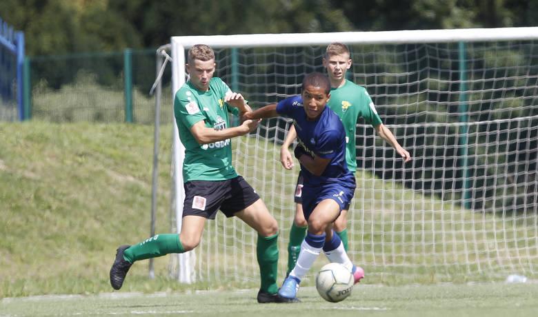 Wesley Omuru reprezentuje barwy Stali Rzeszów od tego sezonu