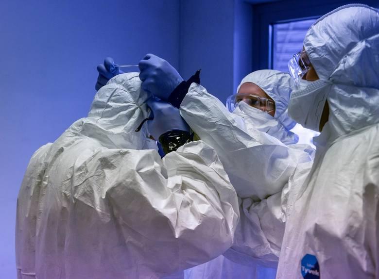Dziewięć nowych przypadków koronawirusa i kolejna śmierć w województwie pomorskim