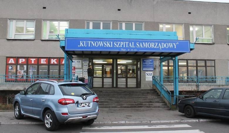 Szpital w Kutnie ogranicza odwiedziny. Powód? Grypa!