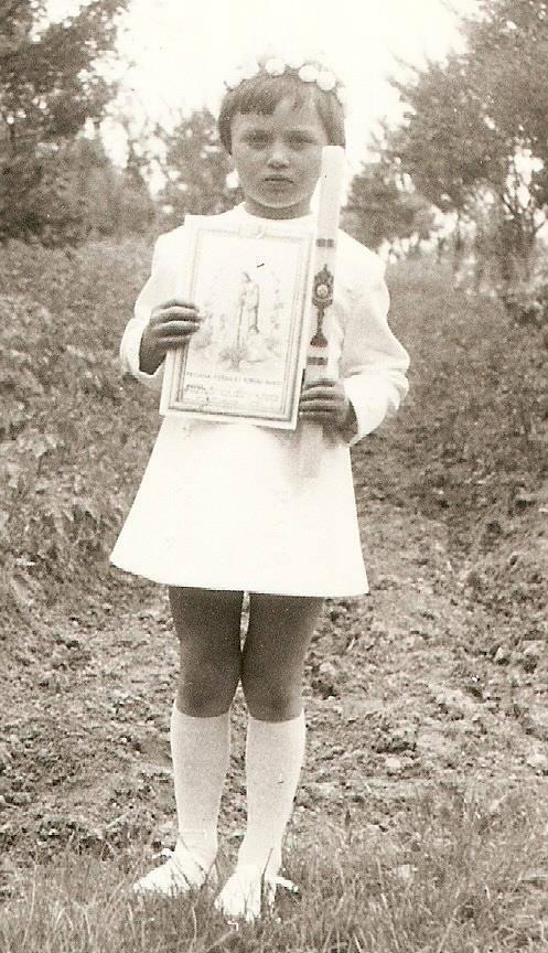 Pierwsza Komunia Święta znanych skierniewiczan. Zgadnij kto jest na komunijnej fotografii [ZDJĘCIA]
