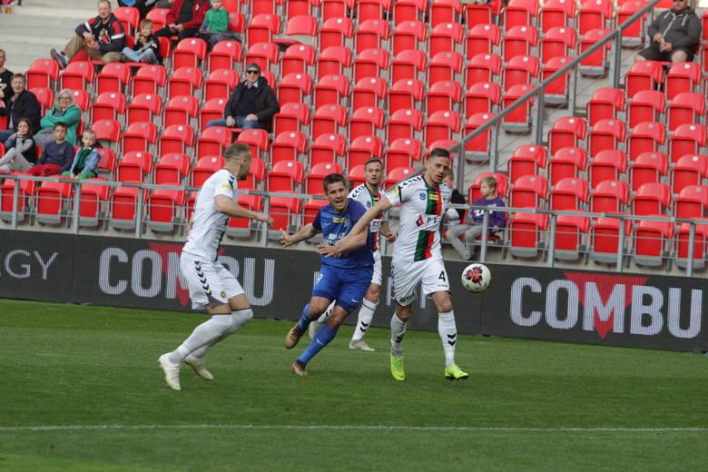 GKS Tychy pokonał Puszczę Niepołomice i wyraźnie zwiększył przewagę nad strefą spadkową