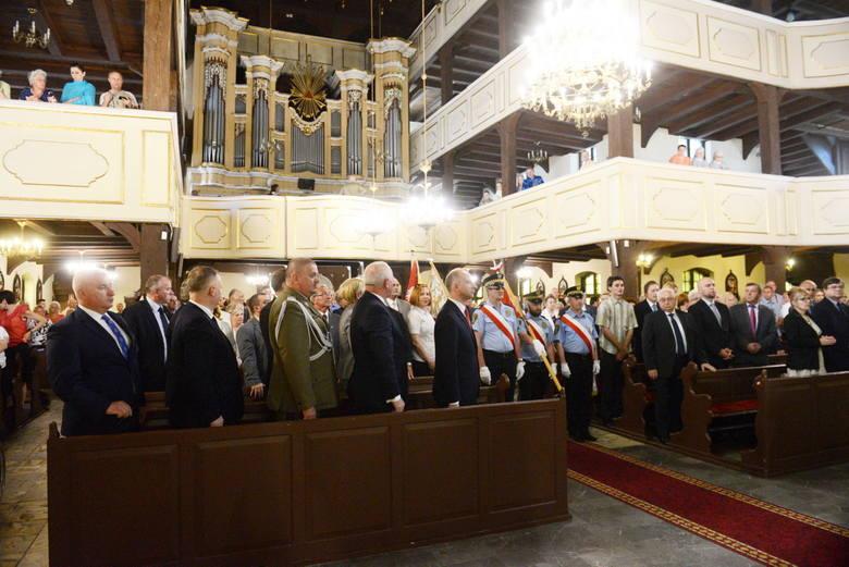 Msza św. w 57. rocznicę Wydarzeń Zielonogórskich