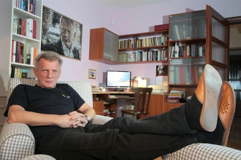 Bronisław Cieślak ostatnie dni życia spędzał w domu pod Krakowem. Tak wyglądał jego azyl [ZDJĘCIA] 31.05.2021