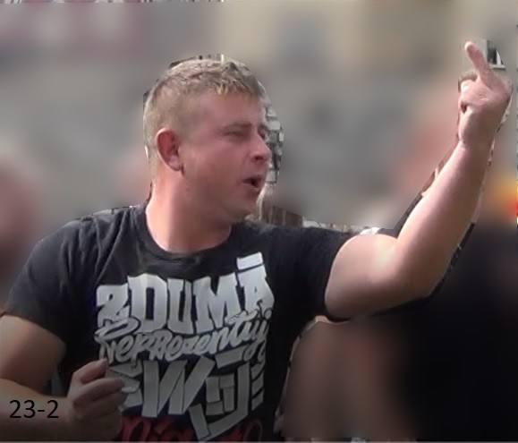 Białystok: Marsz Równości 2019. Policja poszukuje tych mężczyzn w związku z zarejestrowanymi przypadkami naruszeń prawa [ZDJĘCIA] 23.07.2019