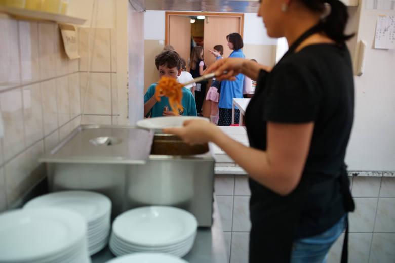 Dofinansowanie obiadów w szkołach w Gdańsku