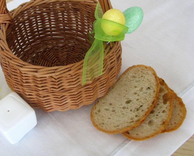 Chleb w święconce