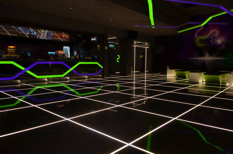 Kosmiczny hol kina