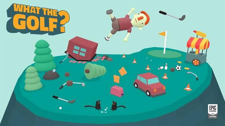 10. What The GolfTo wybór nieoczywisty. Produkcja duńskiego studia Triband dla Microsoftu i iOS ani nie poraża grafiką, ani nie pociąga realizmem, ale