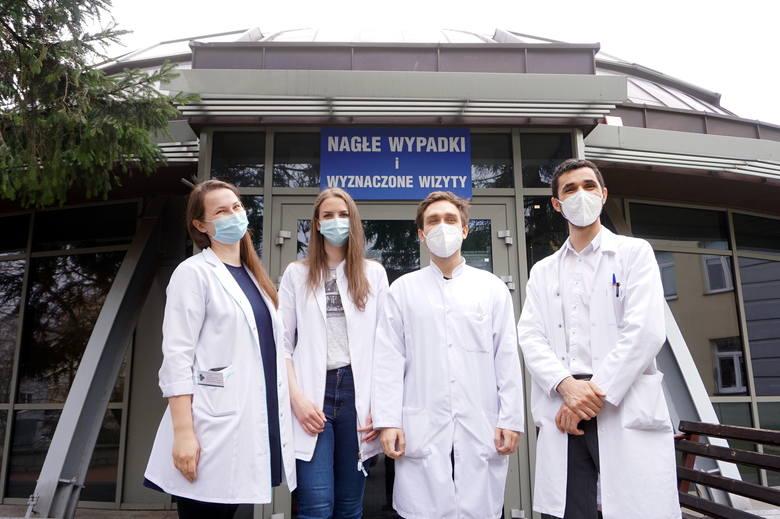 Biała sobota okulistyczna w SPSK nr 1 w Lublinie. Pacjenci skorzystali z darmowych badań. Zobacz zdjęcia