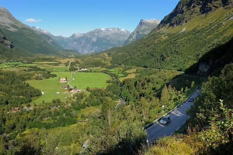 Norwegia. Droga trolli, platformy widokowe, architektura. Anna Dudzińska, Dobrze zaprojektowane
