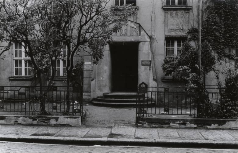 Dom Katolicki - wejście