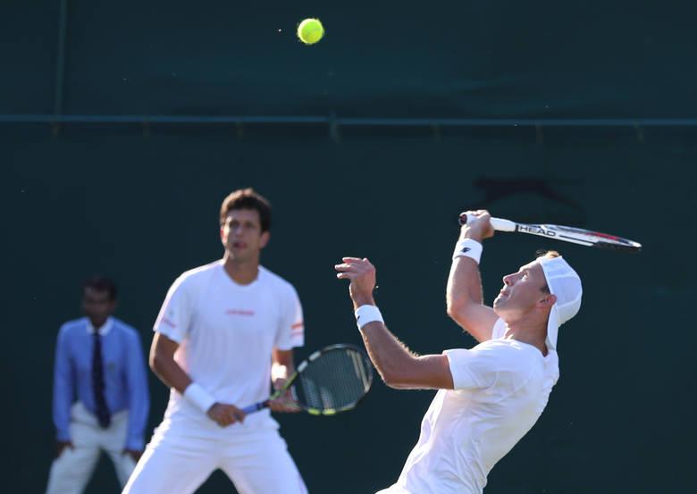 Łukasz Kubot mistrzem wielkoszlemowym w debla na Wimbledonie.