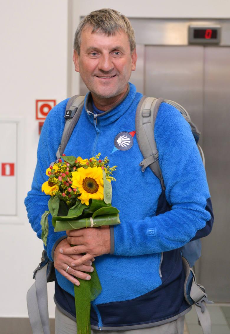 Marek Kamiński, podróżnik.
