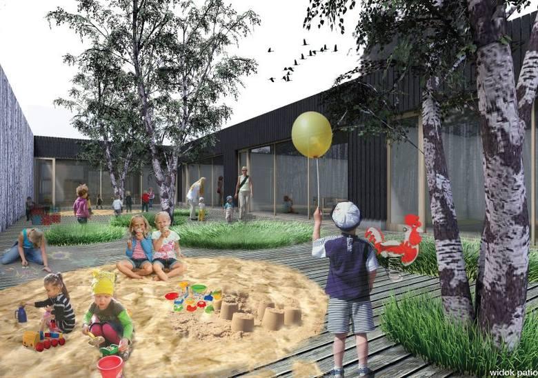 Tak ma wyglądać przedszkole w Grabówce
