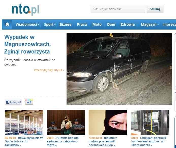 Zobaczcie nto.pl w nowej odsłonie