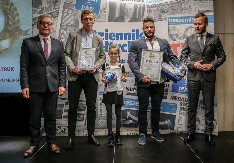 """Plebiscyt """"Dziennika Bałtyckiego"""" na Sportowca Pomorza 2018."""