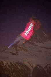 Biało-czerwony Matterhorn. Jeden z najbardziej znanych szczytów świata w polskich barwach
