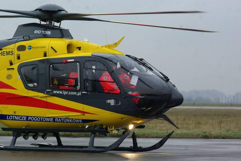 07.12.2009 krakow , ..wojskowe lotnisko balice , helikopter ratunkowy ,  lpr smiglowiec n/z: smiglowiec , nowoczesne urzadzenie do latania i ratowania