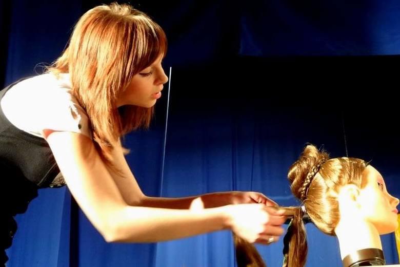 Młodzi fryzjerzy zaprezentowali się w Dębicy