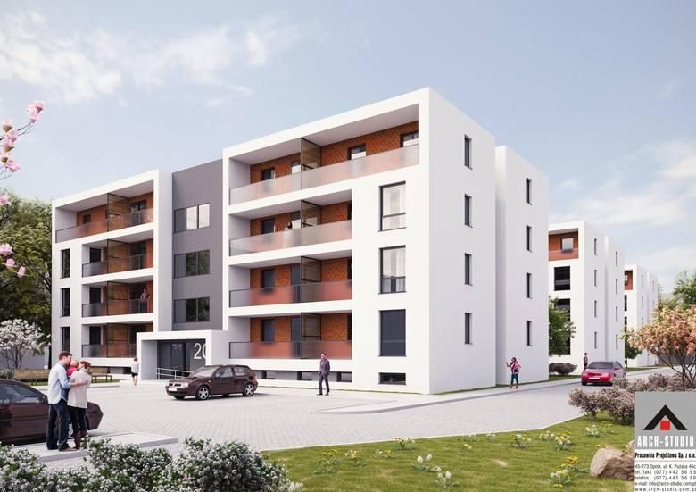 Za budowę będzie odpowiadać miejska spółka TBS, która właśnie przygotowała koncepcję inwestycji na osiedlu Dambonia. Mieszkania dla seniorów powstaną