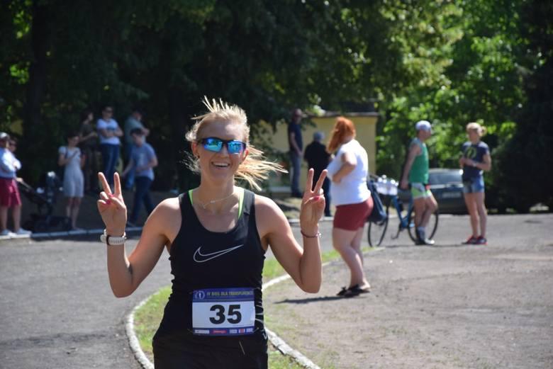 Aż 296 biegaczy wystartowało w tym roku w IV Biegu dla Transplantacji. Imprezę zorganizował Uniwersytet Zielonogórski i Ogólnopolskie Stowarzyszenie