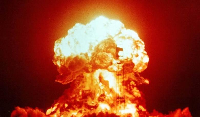Portal outrider.org pozwala stworzyć symulacje wybuchu bomby atomowej w poszczególnym mieście. Na przykładzie wybranych miast w regionie, przeprowadziliśmy