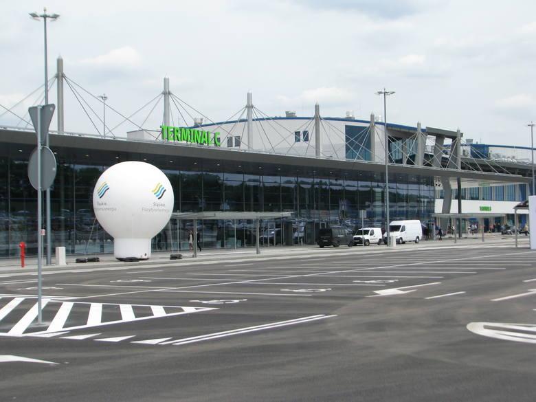 Lotnisko wciąż czeka na szybkie połączenie z centrum Aglomeracji Śląskiej