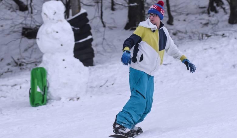 Blisko 2 mln Polaków jeżdżą na nartach lub na snowboardzie