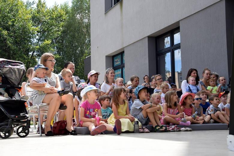 Bajka do zjedzenia, czyli spektakl dla dzieci w CKiS [ZDJĘCIA, FILM]