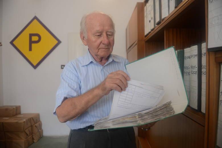 Stanisław Bryk - prezes Stowarzyszenia Polaków Poszkodowanych przez III Rzeszę w Zielonej Górze informuje, że o  połowę ma wzrosnąć świadczenie za pobyt na deportacji