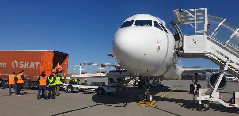 Lotnisko Lublin otrzyma rządową pomoc. Zostanie objęte tarczą antykryzysową
