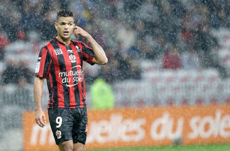 Hatem Ben Arfa (OGC Nice, 29 lat) - strzelił w tym sezonie 17 goli, a na boisku łącznie spędził 2574 minuty.