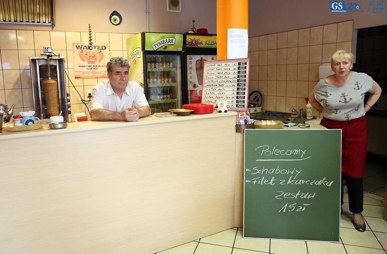 Państwo Alicja i Ramazan Delikanli od ponad 30 lat mieszkają w Szczecinie. Pokazują szczecinianom turecką kuchnię. Antyislamski incydent sprzed paru dni spotkał ich po raz pierwszy.