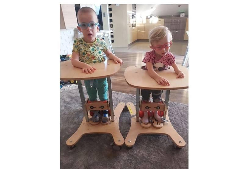 Trzyletnia Marysia w sierpniu musi przejść operację nóżki. Brakuje jej 150 tys. zł