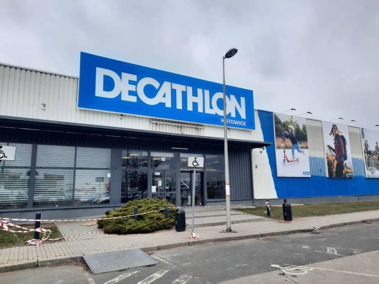 Nowy Decathlon w Katowicach
