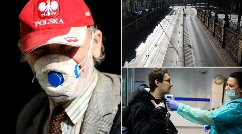 Koronawirus w Krakowie. Dwa tygodnie kwarantanny, która gwałtownie zmieniła miasto, życie i ludzi [NAJLEPSZE ZDJĘCIA]