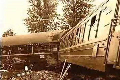 Katastrofa kolejowa pod Długołęką. Za nami kolejna rocznica tajemniczego wypadku