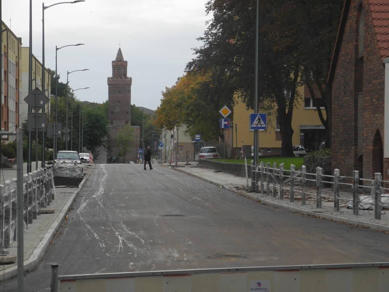 Stargard. Miejskie autobusy wracają na ulicę Krzywoustego