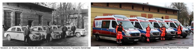 Potrzeby Pogotowia Ratunkowego w zakresie transportu sanitarnego zabezpieczał oddzielny zakład – Wojewódzka Kolumna Transportu Sanitarnego. Pogotowie