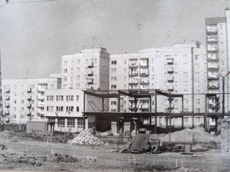 Widoki z osiedla Górczyn