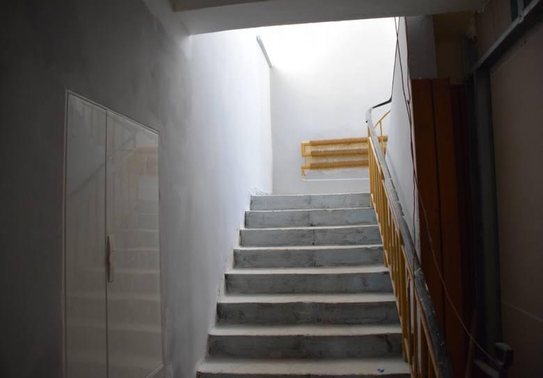 Przy ul. Bema powstają nowe mieszkania, trwa także przebudowa budynku przy ul. Dąbrowskiej w Wojkowicach Kościelnych Zobacz kolejne zdjęcia/plansze.