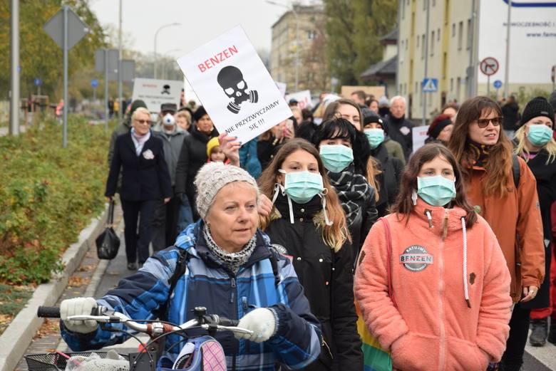 Dość trucia! O swoje zdrowie ludzie chcą już walczyć na ulicy. Kędzierzynianie protestują